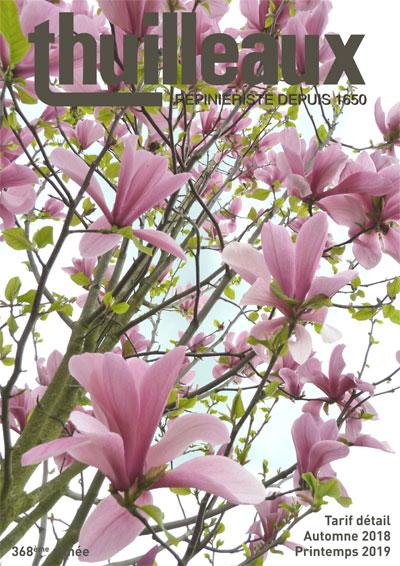 Pépinières Thuilleaux - Catalogue