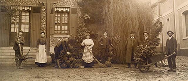 La famille Thuilleaux