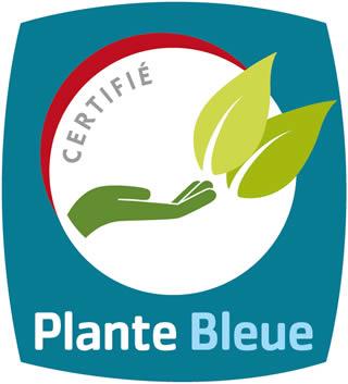 Certification Plante Bleue et Eco-trophée